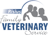 Risius Family Veterinary Services Logo