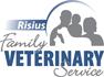 Risius Family Veterinary Services Logo
